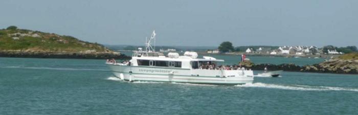 bateau croisiere Etel