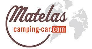 logo matelas camping car