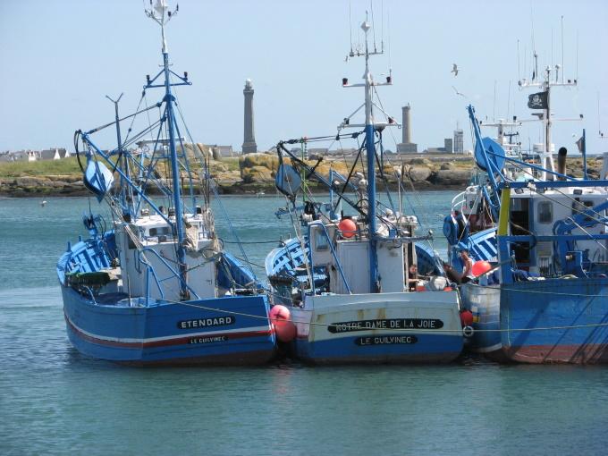 Penmarch port